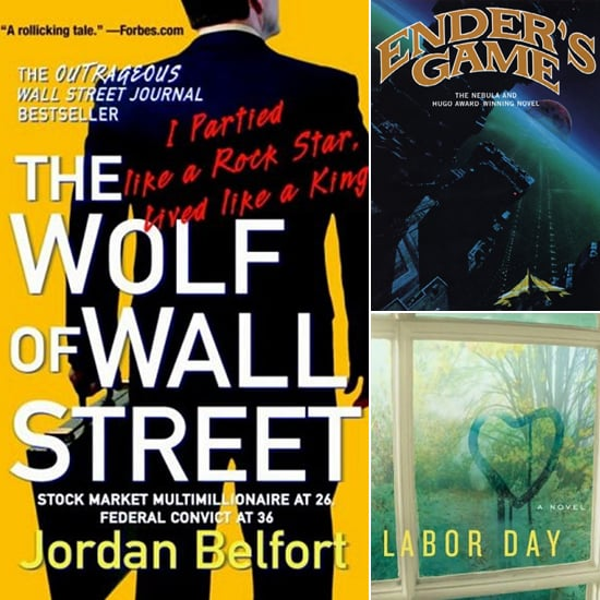 Books Being Made Into Movies 2013