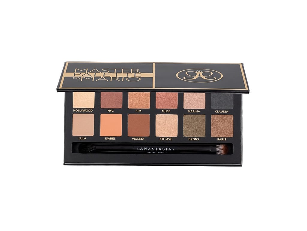 """""""I don't love this palette just because it's mine, LOL. It's the perfect color palette for Fall/Winter looks and for that beauty guru in your life.""""   Anastasia Beverly Hills Master Palette by Mario ($45)"""