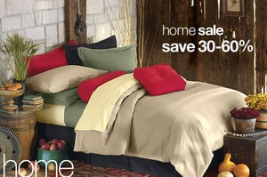 Sale Alert: JCPenney Home Sale