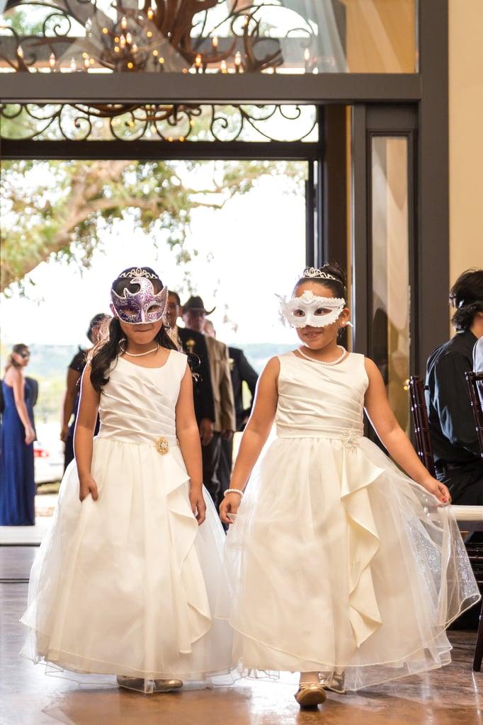 Masquerade Halloween Wedding
