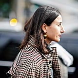 The Fall Jewellery Trend: Bold, Gold Earrings