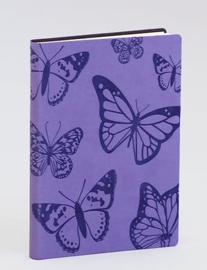 Versatility Leather Butterflies Journal