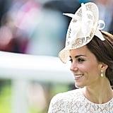 Kate Middleton Up Close 2017