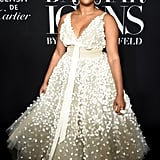 Tiffany Haddish at the Harper's Bazaar ICONS Party During New York Fashion Week