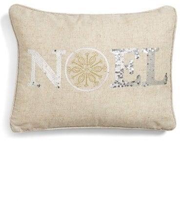 Sequin Holiday Pillow ($30, originally $39)