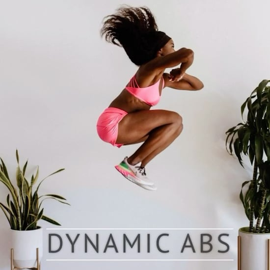 Jasmine Blocker's Dynamic Ab Workout