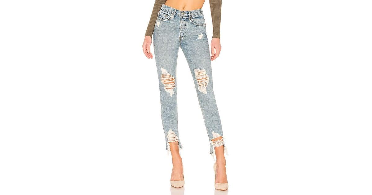 58498dbf1bd GRLFRND Karolina Crop High-Rise Skinny Jean