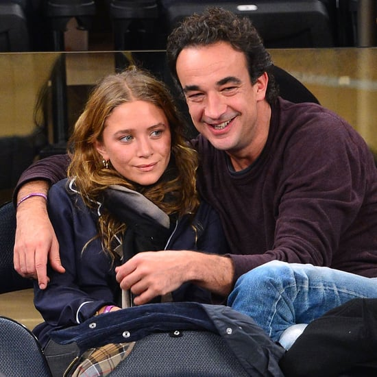 Mary-Kate Olsen Kissing Olivier Sarkozy | Pictures