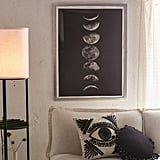 Phases of the Moon Efty Art Print