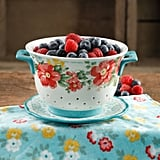 The Pioneer Woman Flea Market 5-Quart Ceramic Colander ($15)