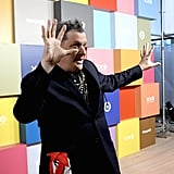 Isaac Mizrahi at Target's 20th Anniversary Collection Celebration