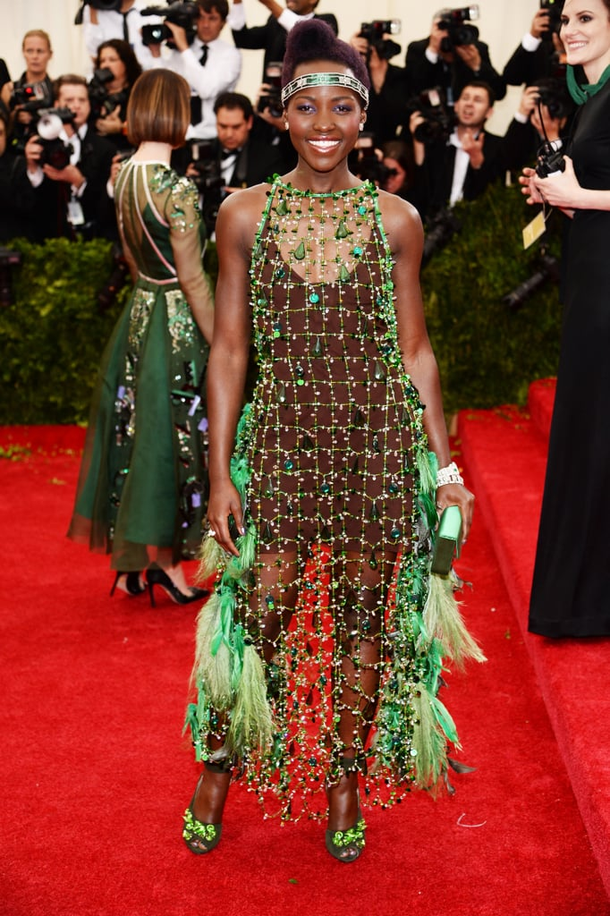 Lupita Nyong'o Is Pumped For Her Met Gala Debut