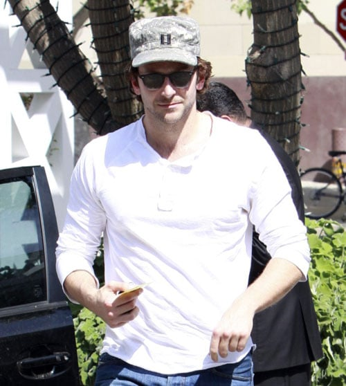 Bradley Cooper Out To Lunch