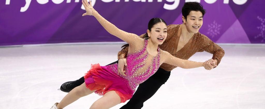 Watch Figure Skater Maia Shibutani's Best Training Videos