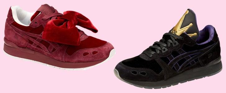 Asics Snow White Sneaker Collection