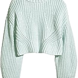 H&M Cropped Sweater ($50)