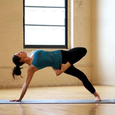 strike a pose  popsugar fitness
