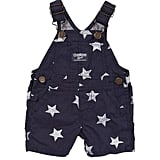 Your toddler will be July 4-ready in OshKosh B'Gosh's adorable Star Print Shortalls ($19).