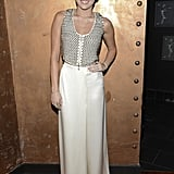 Miley Cyrus posed at the City of Hope charity's gala in LA.