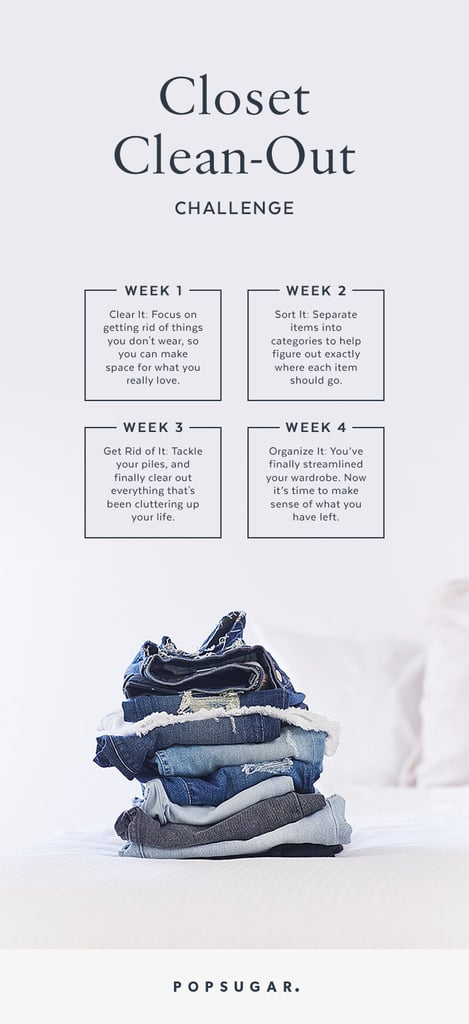 How To Clean Out Your Closet Popsugar Fashion Australia
