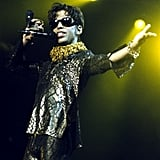 The singer made an appearance at the Shoreline Amphitheatre in October 1997 in California.