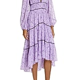 Ulla Johnson Joan Floral Midi Dress
