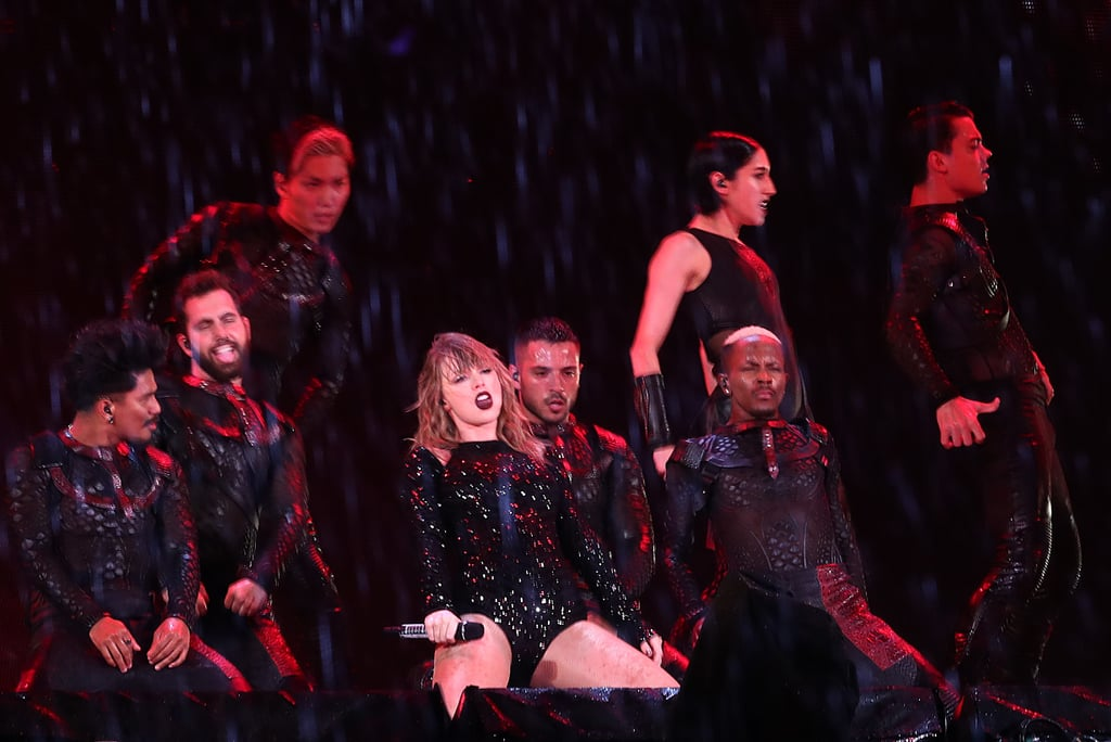 Taylor Swift Sydney Concert in the Rain November 2018