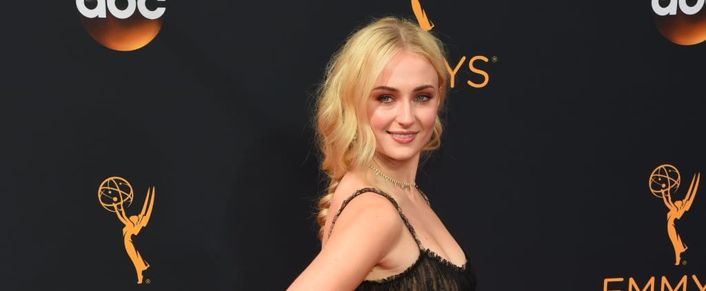 Sophie Turner Just Brought a Chic Game of Thrones Braid to the Red Carpet