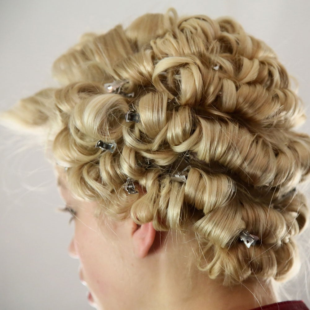 2013 Fall NYFW: Big, Beautiful Curls at Marc By Marc Jacobs
