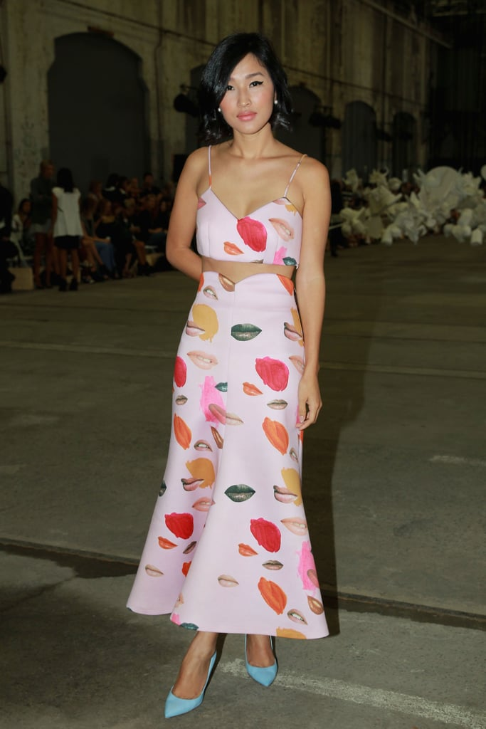 Nicole Warne at MBFWA Day Five