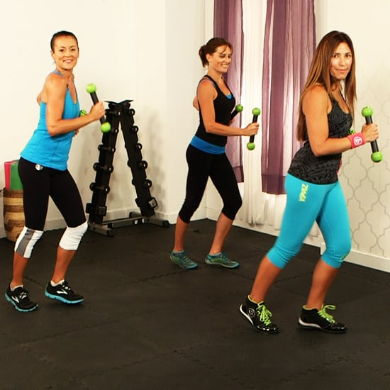Zumba Toning Full-Body Workout Video