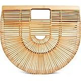 Cult Gaia X-Large Ark Bamboo Handbag