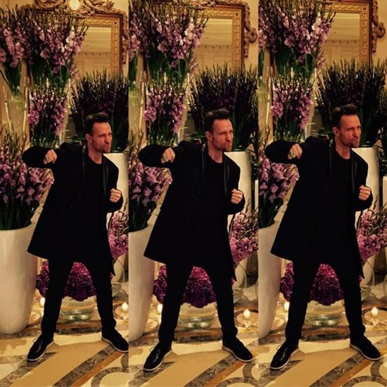 Celebrity Florist Jeff Leatham