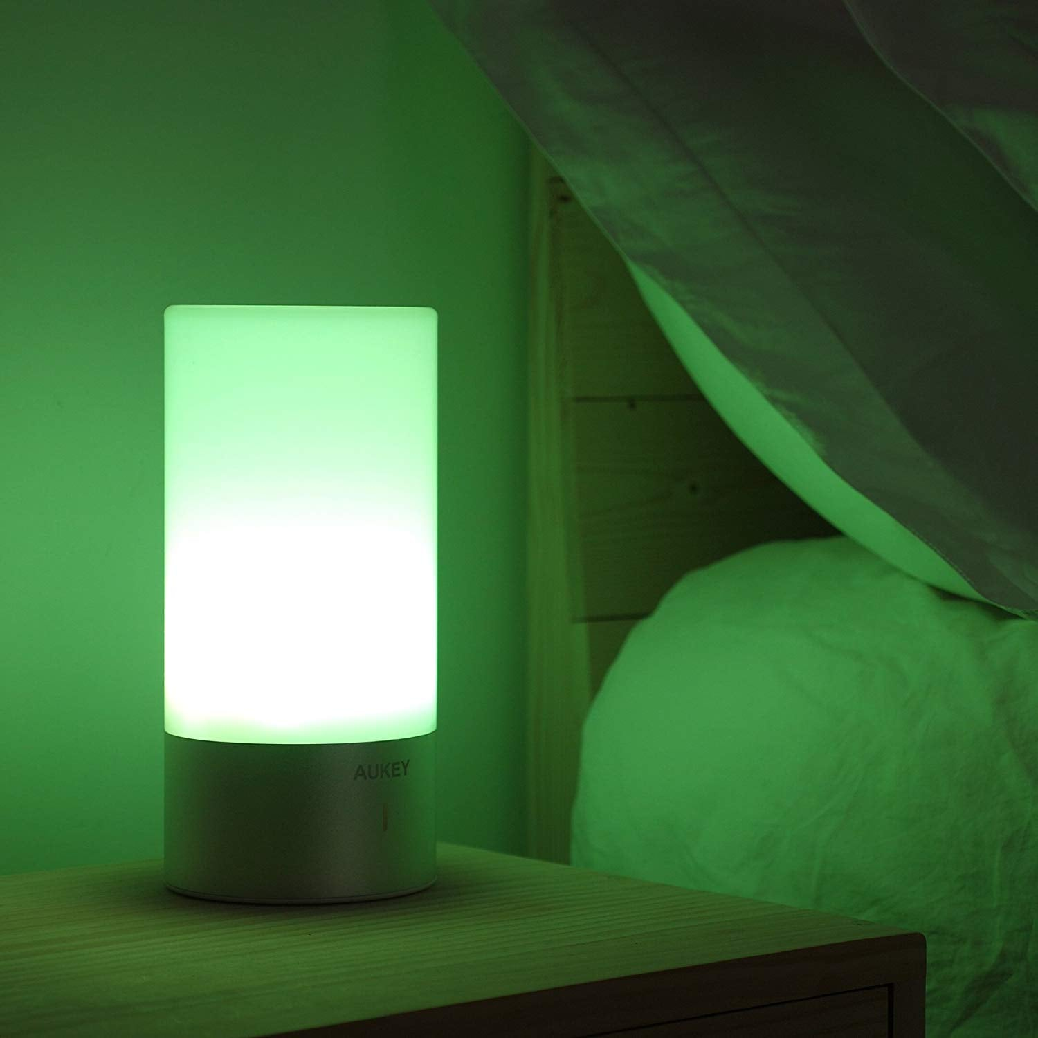 Aukey Touch Sensor Bedside Lamps Gadgets And Gizmos Galore 88 Cool Tech Gifts To Give To The Men In Your Life Popsugar News Photo 13