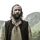 What color eyes does the Hound have on Game of Thrones?