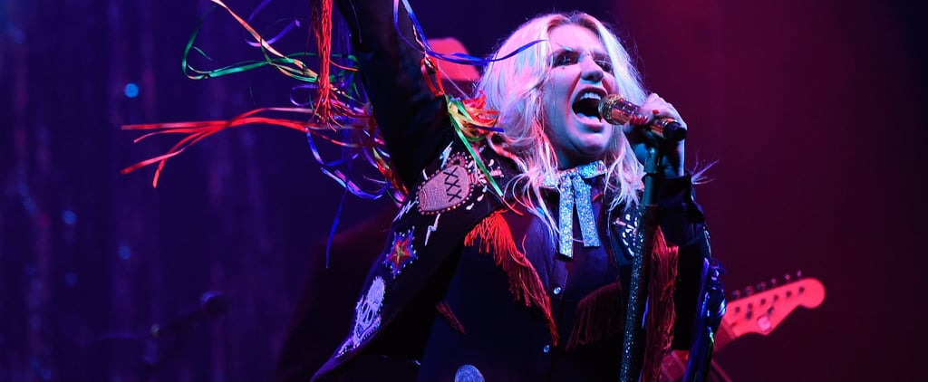 Why Kesha Really F*cking Deserved to Be Nominated For Album of the Year