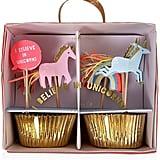 Meri Meri Unicorns Cupcake Kit ($13)