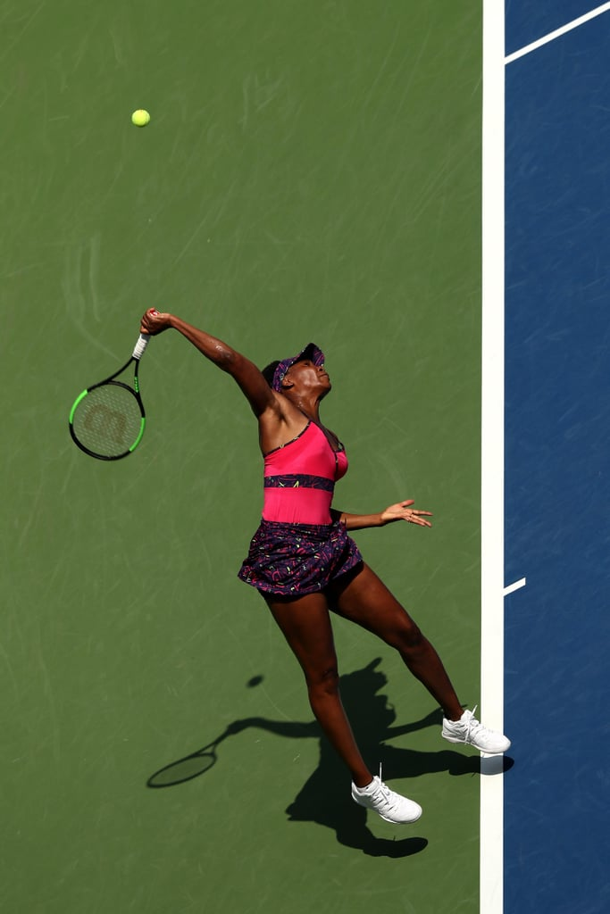Venus Williams's Workout Routine