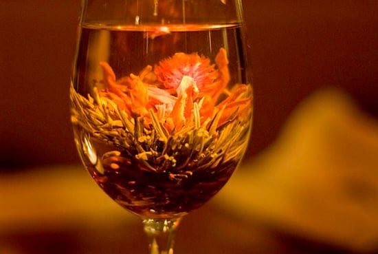 Would You Drink This Floral Tea?