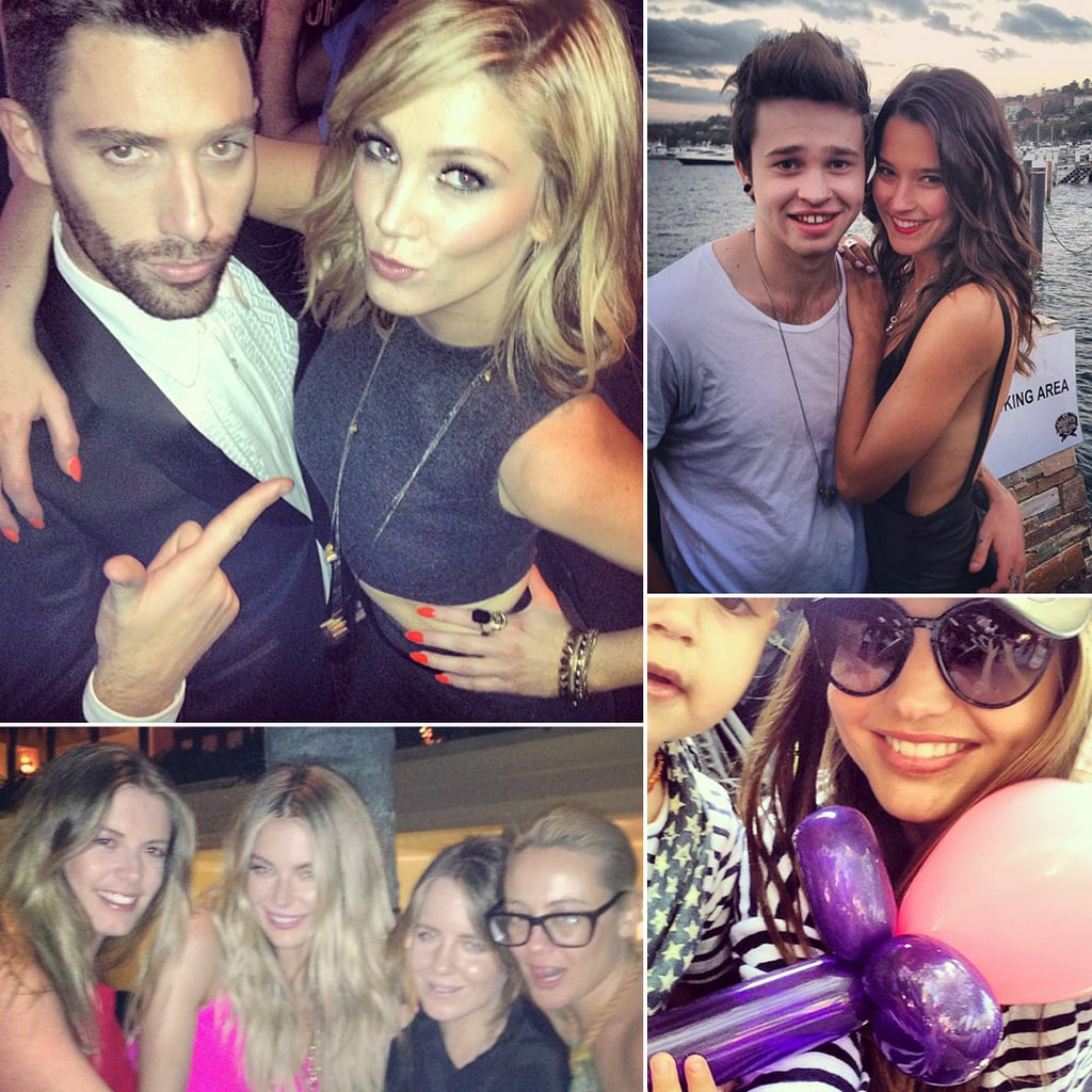 Celebrity Twitter and Instagram Pictures Week May 17 2013