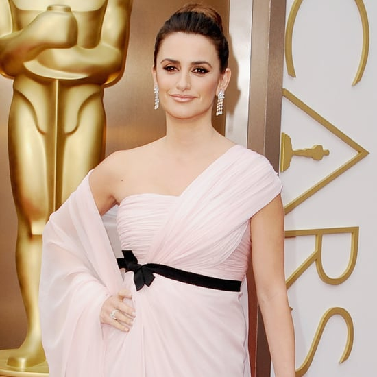 Penelope Cruz at the Oscars 2014