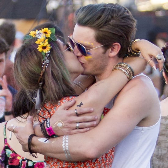 Celebrity Couples at Coachella 2015 | Pictures
