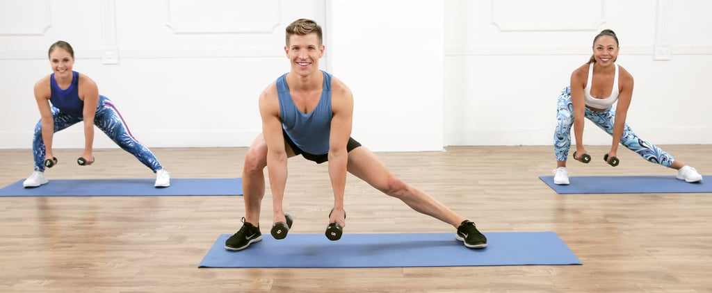20-Minute Light-Weight Arm Workout With Jake DuPree