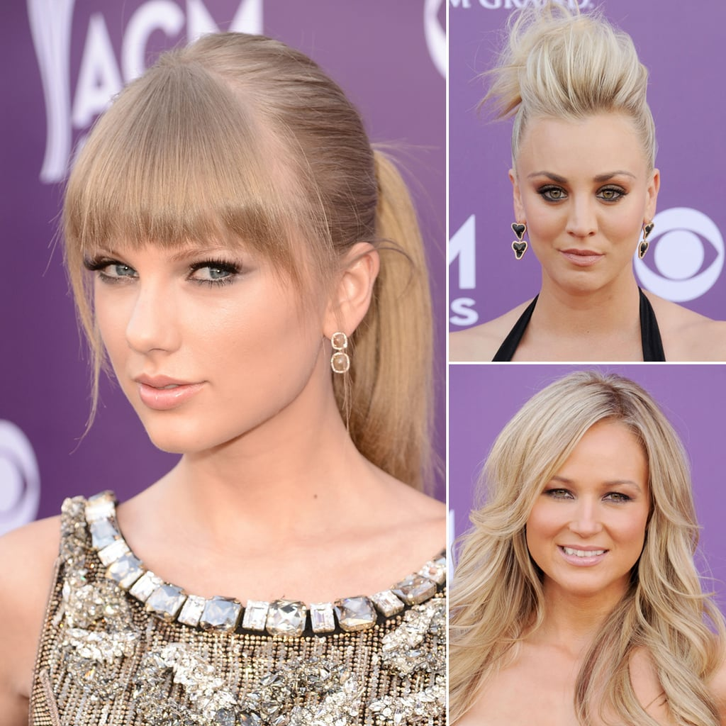 Hair And Makeup From Academy Of Country Music Awards