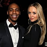 Actor Mehcad Brooks and Amalie Wichmann attended the Weinstein afterparty at the Beverly Hilton hotel.