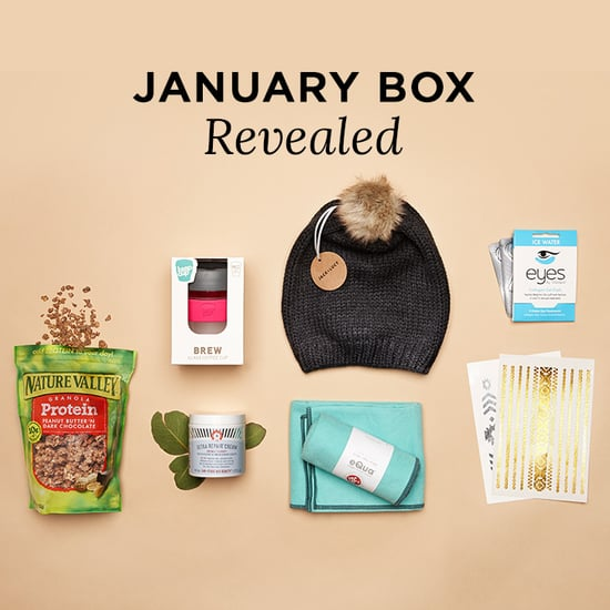 January 2015 POPSUGAR Must Have Box Reveal