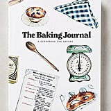 Anthropologie The Baking Journal ($16)