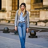 How to Wear Ankle Boots With Straight-Leg Jeans