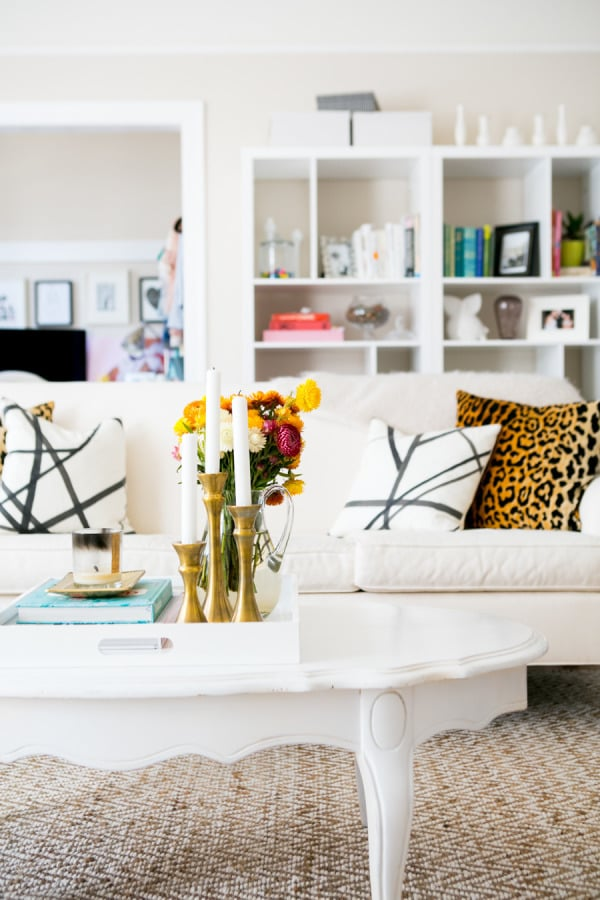 Gal Meets Glam Home Tour Popsugar Home
