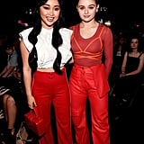 When She Twinned With To All the Boys I've Loved Before Star Lana Condor